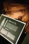 Detall de l'espai museogràfic del Museu de Badalona