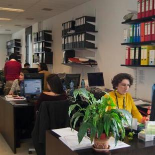 Oficines Museo Picasso Málaga