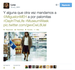 Miguelón i Lucy