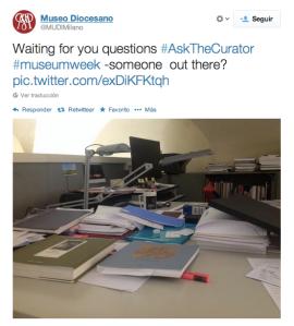 #AskTheCurator al Museo Diocesano di Milano