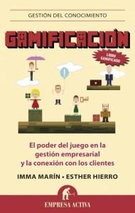 """Portada del llibre """"Gamificación"""""""