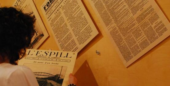 Selecció de diaris amb història