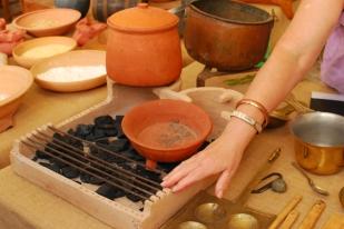 Una cuina típica romana